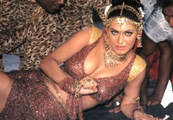Photo Of Payal Rohatgi From The Payal Rohatgi's Item Song For 'Police Force'