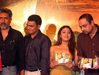 Photo Of Prakash Jha,Sayaji Shinde,Tina Parekh,Sachin Khedekar From The Audio Launch Of Satya Bol
