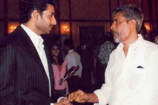 Photo Of Abhishek Bachchan,Prakash Jha From The Audio Release Of Dil Jo Bhi Kahey