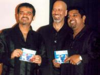 Photo Of Ehsaan Noorani,Loy Mendonca,Shankar Mahadevan From The Audio Release Of Dil Jo Bhi Kahey