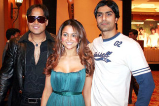 Photo Of Yash Tonk,Amrita Arora,Ashmit Patel From The Audio Release Of Fight Club