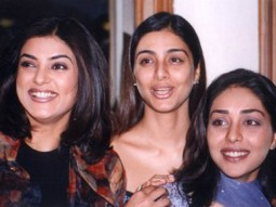 Photo Of Sushmita Sen,Tabu,Meghna Gulzar From The Audio Release Of Filhaal