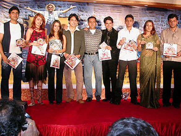 Photo Of Gulshan Grover,Raima Singh,Netanya Singh,Imtiaz Punjabi From The Audio Release Of Fun2shh... - Dudes In The 10th Century