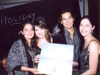 Photo Of Pooja Bhatt,Dino Morea,Onjolee Nair From The Audio Release Of Holiday
