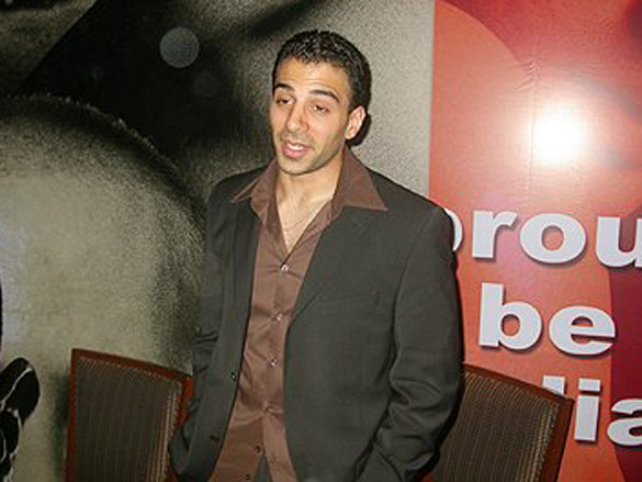 Photo Of Imran Ali Khan From The Audio Release Of 'I - Proud To Be An Indian'