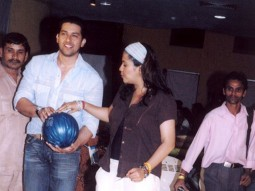Photo Of Aftab Shivdasani,Ekta Kapoor From The Audio Release Of Koi Aap Sa