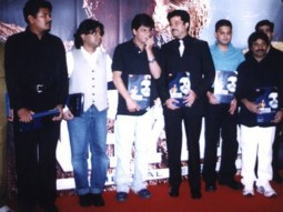 Photo Of Shankar,A.R.Rahman,Shahrukh Khan,Anil Kapoor  From The Audio Release Of Nayak