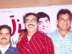 Photo Of Vishal Bhardwaj,Sanjay Daima,Akhilendra Mishra From The Audio Release Of Ramji Londonwaley