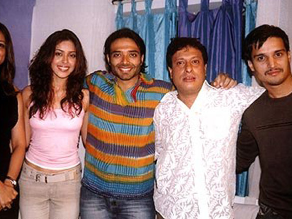 Photo Of Namrata Shirodkar,Hrishita Bhatt,Uday Chopra,Tiigmanshu Dhulia,Jimmy Shergill From The 'Charas' Celebration Party