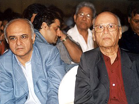 Photo Of Amit Khanna,Yash Johar From The FPGI Awards Nomination Night