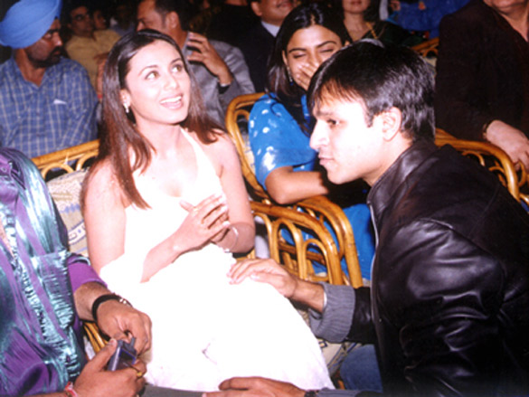 Photo Of Vivek Oberoi,Indrani Mukherjee From The Godrej FairGlow Zee Cine Awards