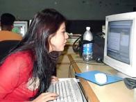 Photo Of Shenaz From The Ishq Vishk Shenaz Chat On IndiaFM