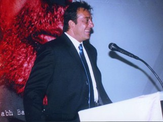 Photo Of Sanjay Dutt From The Kaante Movie Completion Party