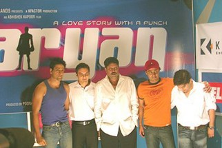Photo Of Inder Kumar,Sohail Khan,Kapil Dev From The Mahurat Of Aryan
