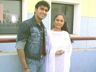 Photo Of Arya Babbar,Gracy Singh From The Mahurat Of Dil Humko Dijiye From The Mahurat Of Dil Humko Dijiye