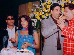 Photo Of Salman Khan,Priyanka Chopra,Akshay Kumar David Dhawan From The Mahurat Of Mujhse Shaadi Karogi