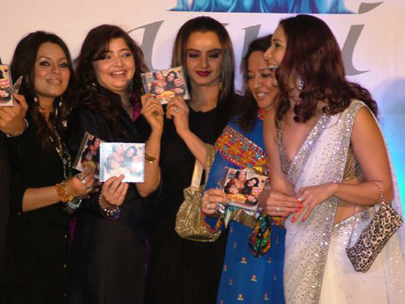 Photo Of Mahima Choudhary,Vasundhara Das,Rekha,Kim Sharma From The Audio Launch Of Kudiyon Ka Hai Zamana