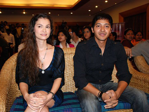Photo Of Lina Christianson,Shreyas Talpade From The Launch Of Bombay To Bangkok
