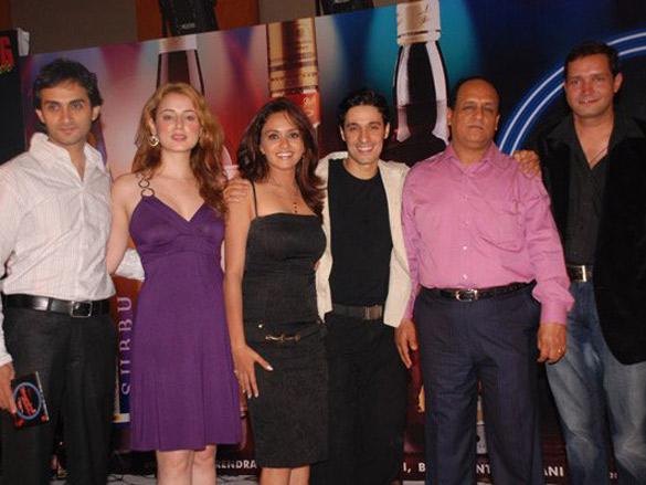 Photo Of Linda Arsenio From The Audio Release Of Mumbai Salsa
