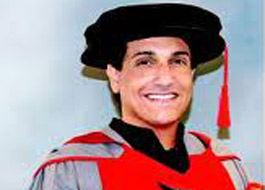 Shiamak Davar gets doctorate from Middlesex University London