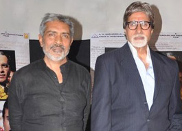 Amitabh Bachchan and Prakash Jha to launch the promo of Rascals