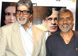 Big B and Prakash Jha team up again for Satyagraha