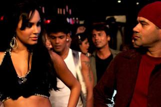 Movie Still From The Film Sahi Dhandhe Galat Bande,Ashish Nair