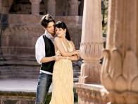 Movie Still From The Film U R My Jaan,Mikaal Zulfikaar,Priti Soni