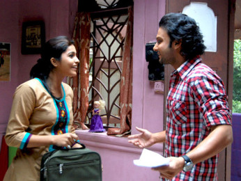 Movie Still From The Film Stand By,Adinath Kothare