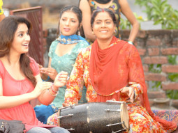 Movie Still From The Film Khushiyaan,Tisca Chopra