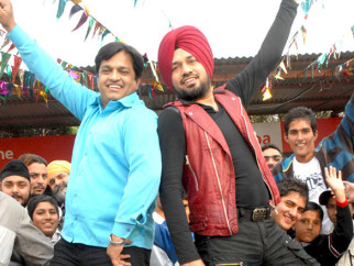 Movie Still From The Film Khushiyaan,Vivek Shauq,Gurpreet Guggi