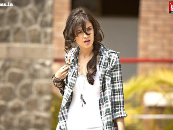 Movie Still From The Film Mujhse Fraaandship Karoge,Saba Azad
