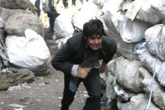 Movie Still From The Film Aamir,Rajeev Khandelwal