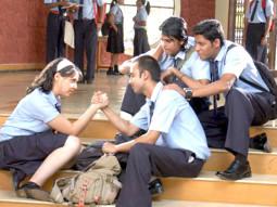 Movie Still From The Film Aamras,Vega Tamotia,Ntasha Bhardwaj,Maanvi Gagroo