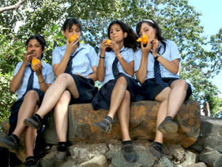 Movie Still From The Film Aamras,Anchal Sabharwal