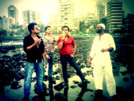 Movie Still From The Film The Bhai,Ashraf Ali,Abbhimanyyu Singh,Priyanshu Painyuli,Rakesh Shah