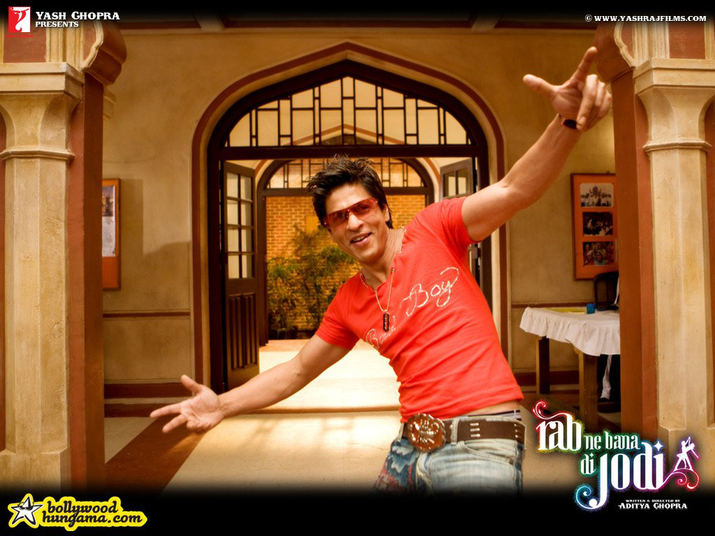 rab ne bana di jodi 2008 wallpapers | shahrukh-khan-70 - bollywood