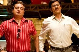 Movie Still From The Film Rab Ne Bana Di Jodi,Vinay Pathak,Shahrukh Khan