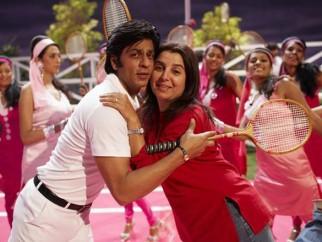 Movie Still From The Film Om Shanti Om,Shahrukh Khan,Farah Khan