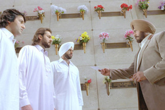 Movie Still From The Film I M Singh,Puneet Issar
