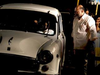 On The Sets Of The Film Lanka Featuring Manoj Bajpayee,Arjan Bajwa,Tia Bajpai,Yashpal Sharma,Manish Choudhary,Yatin Karyekar