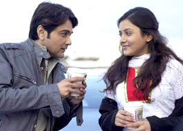 Subhash Ghai's 'new discovery' is my heroine from Porichoi - Prosenjeet Chatterjee