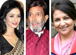 Sridevi, Rajesh Khanna, Sharmila win Padma awards 2013