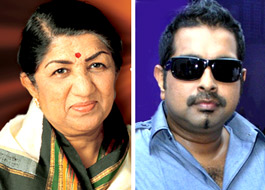 Lataji, Shankar Mahadevan to collaborate on a peace album
