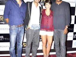 Unni Vijayan, Raaghav Chanana, Maya Tideman, Adil Hussain