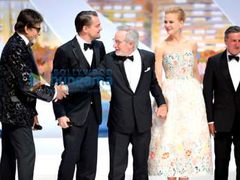 Amitabh Bachchan, Leonardo DiCaprio, Steven Spielberg, Nicole Kidman, Daniel Auteuil