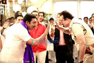 Prakash Raj,Sanjay Dutt