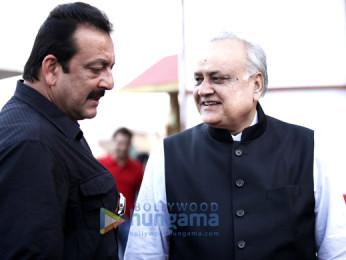 Sanjay Dutt,T P Aggarwal
