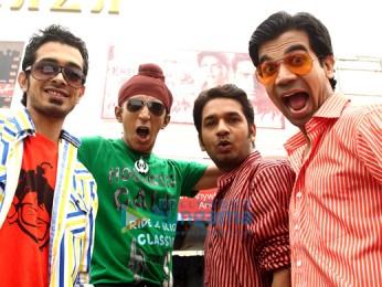 Dhruv Ganesh, Anshuman Jha, Aarya Kumar, Raj Kumar Yadav