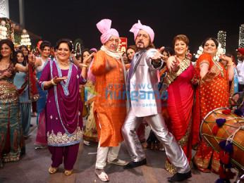 Himani Shivpuri, Tinu Anand, Shakti Kapoor